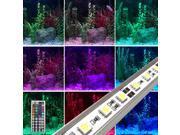 Colour Changing LED Strip Light Aquarium Lighting Fish 50CM-44 Keys