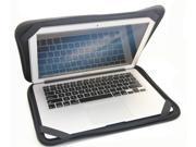 "JNTworld 13.3"" (13.38*9.45) (34cm*24cm) Memory Foam Case for Apple 13.1 Mac Book Air Pro  Laptop Sleeve , Sony Vpcz217ggx Vpcz214gx Vpcz22ugx Notebook Laptop"