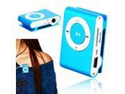 Support 1-16GB  Micro SD TF Fashoin Mini Clip Metal USB2.0 Portable MP3 Music Media Player