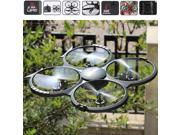 2014 New Hot Sale UDI U818A 2.4GHz 4 CH 6 Axis Gyro RC Quadcopter with Camera RTF Mode 2