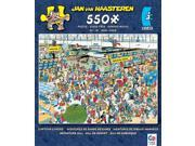 Ceaco Jan Van Haasteren Cartoon Capers Departure Hall Jigsaw Puzzle