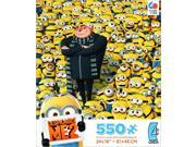 Despicable Me - The Minions 550 Piece Puzzle