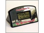 Countdown Timer - Countdown To My Retirement Golfing