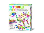 4M Straw Art Kit