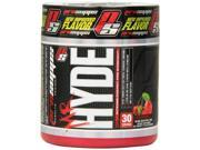 Professional Supplements Mr Hyde, Fruit Punch, 7.9 Ounce