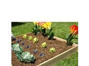 """Eden Garden Bed 4'x4'x5.5"""""""