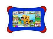 """Visual Land Prestige FamTab 8 GB Tablet - 7"""" - Wireless LAN - ARM Cortex A9 1.60 GHz - Royal Blue"""