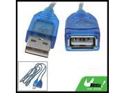 1.8M USB 2.0 A Male to Female Converter Extension Cable