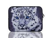 """17"""" 17.3"""" 17.4"""" Leopard Print Notebook Laptop Sleeve Bag Case Pouch for HP DV7"""