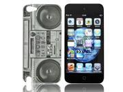 IMD Cassette Recorder Print Hard Plastic Back Case Cover for iPod Touch 5 5th