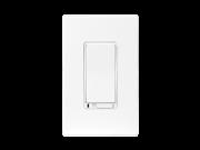Enerwave ZW15SM Z-Wave Wireless 15A Single Pole/ Three Way Switch with Smart Meter Energy Monitor