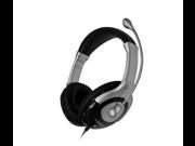 Universal PC/Stereo Gaming Headset - Yapster TM-YB100A – Black
