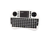 Hausbell ® Mini H7 2.4GHz Wireless Entertainment Keyboard with Touchpad for PC, Pad, Andriod TV Box, Google TV Box, Xbox360, PS3 & HTPC/IPTV(White)