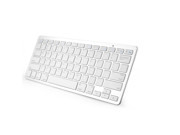 Anker® T300 Ultra-Slim Mini Bluetooth 3.0 Wireless Keyboard for iPad Air, iPad Mini 2, iPad Mini, iPad 4 / 3 / 2, Galaxy Tab and other Tablets - White