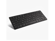 Anker® T300 Ultra-Slim Mini Bluetooth 3.0 Wireless Keyboard for iPad Air, iPad Mini 2, iPad Mini, iPad 4 / 3 / 2, Galaxy Tab and other Tablets - Black