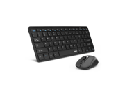 Anker® Mini Wireless Slim Keyboard and Optical Mouse Combo for Desktop, Win 8 / 7 / Vista / XP