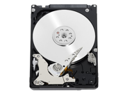 WD Black 160 GB Mobile Hard Drive: 2.5 Inch, 7200 RPM, SATA II, 16 MB Cache - WD1600BEKT