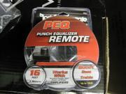 Rockford Fosgate Punch PEQ Equalizer Remote