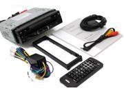 "Clarion NZ503 7"" Single DIN In-Dash DVD w/ Built In GSP Navigation & Bluetooth"