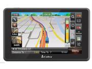 Cobra 6100 PRO HD Professional Truck Drivers Truckers GPS Navigation