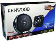"""Kenwood KFC-1094PS 4"""" 3-way Performance Series Speakers 280W"""