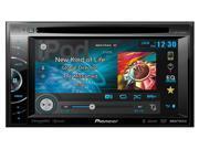 Pioneer AVH-X3600BHS 2-Din DVD/iPod/iPhone/ Bluetooth AppRadio Mode, MirrorLink