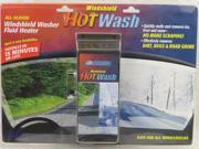 Heat & Clean RUSH HW101 Car Auto Windshield Washer Heater Wiper Fluid System