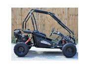 Trailmaster-MINI-XRS Gokart 163cc-Black