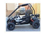 TrailMaster 163cc XRX Mini GoKart-Black