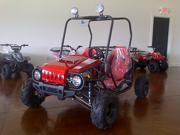 Tao Tao 125cc Jeep Max GoKart-Red