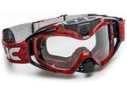 Liquid Image 368R Hd Video Goggle Torque (Red)