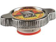 Helix 212-1111 Radiator Cap Chrome Finish 16 Psi