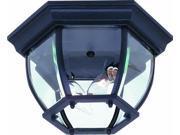 Artcraft Lighting AC8096WH Classico Outdoor Hexagonal Ceiling Mount