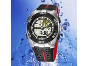 The holy fashion men's double quartz electronic waterproof multi-functional outdoor sports watches OHSEN