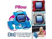 3 In 1 Magic Pillow Headrest U-shaped Pillows iPad Travel Tablet Galaxy Note Cover