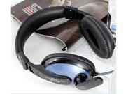 quality acoustic noise cancelling headphone  for gaming headset Wired Headset