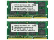 8GB (2X4GB) PC3-8500 1066MHz MEMORY FOR LENOVO THINKPAD T400 2764 2765 2766 2767 2768 2769 2773  Shipping From US