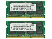 8GB KIT (2X4GB) MEMORY PC3-8500 1066MHz MEMORY FOR DELL STUDIO XPS 1640 XPS 1645 XPS 1647  Shipping From US