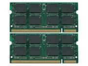 NEW 4GB 2X2GB DDR-667MHz PC2-5300 Memory for DELL LATITUDE D520 D531N D630C D830N E6400 E6500 XFR D630 shipping from US