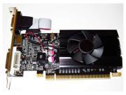 NVIDIA 2GB Windows 8 7 Vista XP Linux PCI-E x16 VGA+HDMI+DVI Single Slot Video Graphics Card shipping from US