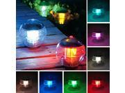Solar Power Powered Outdoor Garden Pool Light LED Color Changing Floating