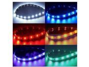 8x 15 LED 30cm Car Motor Vehicle Flexible Waterproof Strip Light Red/green/blue/yellow/white  12v