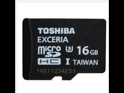 wholesale 5* Toshiba Exceria U3  TF(microSDHC)Secure Digital Extended Capacity (SDHC/SDXC)  16G 16GB SD Card UHS-I  R:95mb W:60mb