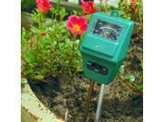 Garden Soil Analysis Tester Hygrometer Moisture Acidity PH Light Meter Test C2