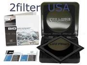 LEE Filters 4x4 Big Stopper 10-Stop ND 3.0 Filter 10 stop Neutral Density 100mm