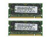 4GB KIT (2X2GB) PC2-5300 667MHz  MEMORY FOR HP PAVILION DV6700Z