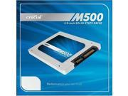 "Crucial M500 CT120M500SSD1 120GB 2.5"" SATA III MLC Solid State Drive (SSD)"