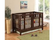 Elle 3in1 Crib, Slate