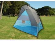 Lightweight Easy Setup Waterproof Portable Beach Tent/Sunshade Shelter w/mesh windows