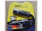 USB Audio Video Capture Stick VHS DVD Camcorder Game Capture Adapter